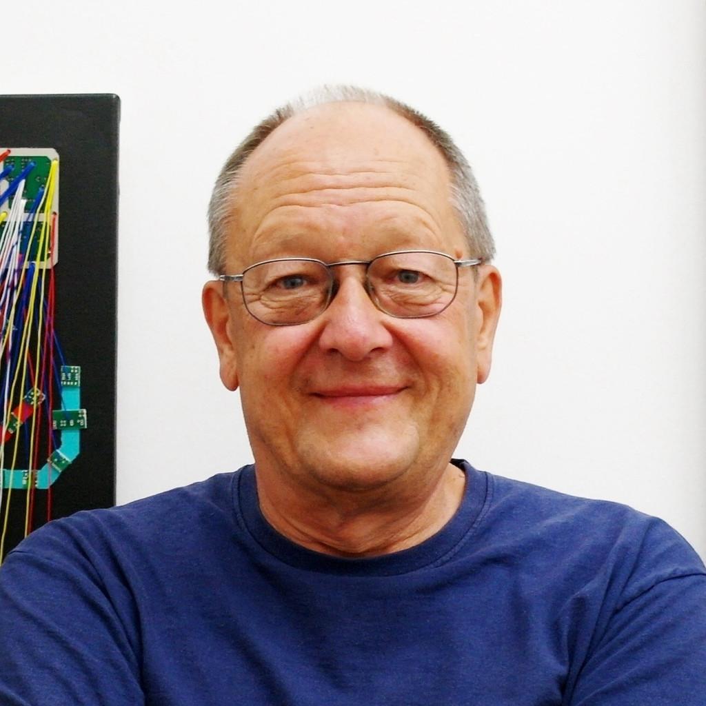 Ernst Richter - Konstrukteur und Inhaber - richterlayout