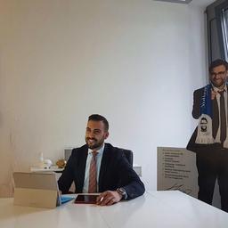 Davide Iannarelli - Deutsche Vermögensberatung - Ulm
