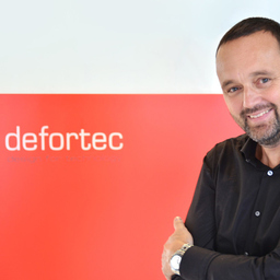 Stefan Grobe - defortec GmbH - Tübingen/Dettenhausen