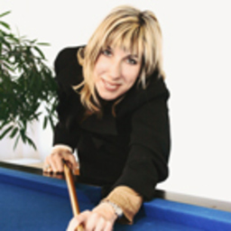 Tina Buhr - Ambassador Online Events - Stuttgart