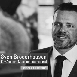 sven br derhausen senior key account manager international sales denios ag xing. Black Bedroom Furniture Sets. Home Design Ideas