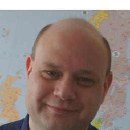 Andreas Ries - LOGTEKS GmbH - Mörfelden - Walldorf