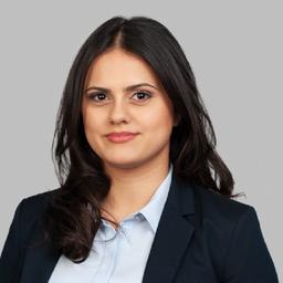 Shirin Bordjian-Boroudjeni - InStaff & Jobs GmbH