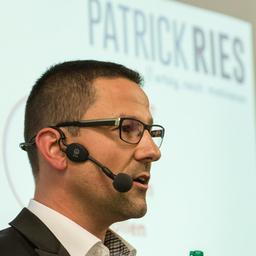 Patrick Ries - Patrick Ries  //  stressfrei.erfolgreich  //  Vortragsredner . Trainer . Berater - Ludweiler