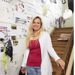 Nadja Porsch -TEXTILPROFILER- - Textil-Produktdesign, Corporate Fashion, Fertigungsprozesse 4.0, Textilworkshops - Kassel