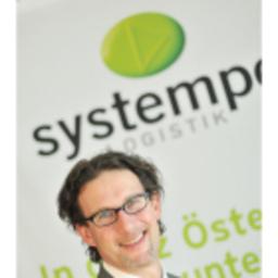Volker Binder - systempo sped+log gmbh - Vöcklabruck