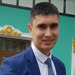 Khurshid Ahmadjonov's profile picture