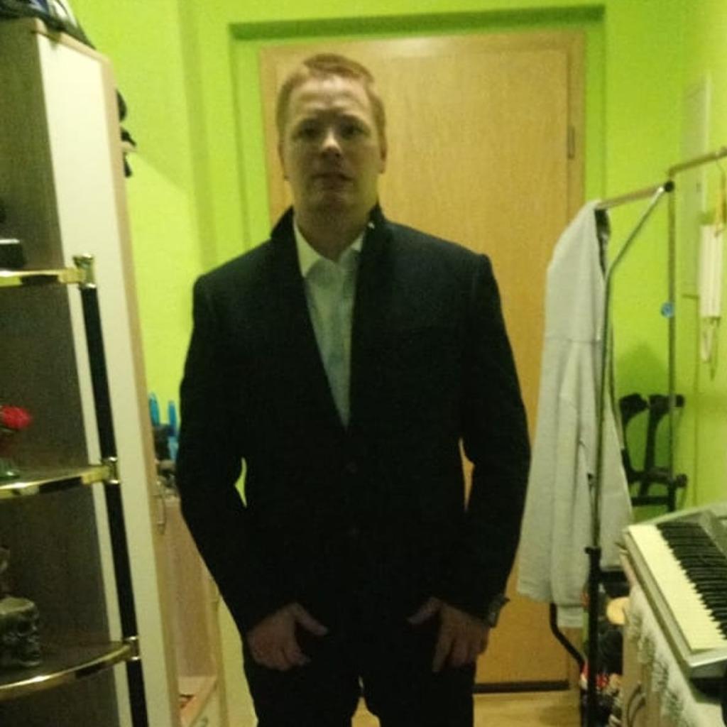 David Dietze's profile picture