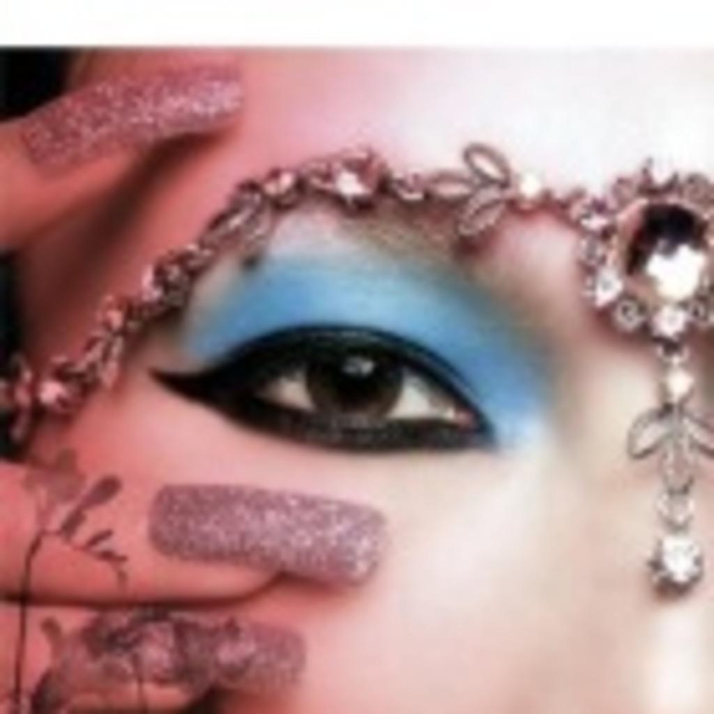 زیباترین چشم وابرو @در آمدمیلیونی اینترنتی@ - عکسهایی از مدل آرایش خلیجی چشم و ابرو
