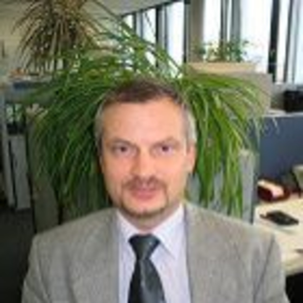 Dr. Andreas Gusek - Project Manager - SIEMENS AG | XING