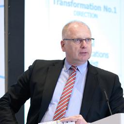 Dr Frank Schauff - Association of European Businesses, Moskau - Moskau