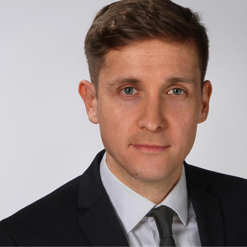Thilo Scharrer Business Relationship Manager IAV