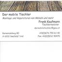 Frank Kaufmann - Seefeld