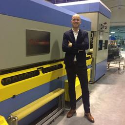 Simon Berg - Alumatec GmbH - Grevenbroich