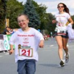 Anita Kinle - Laufclub Down-Syndrom Marathonstaffel e.V. - Fürth
