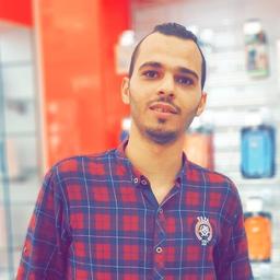 mohamed ghabour - Radio Shack - Cairo
