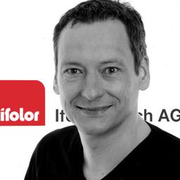 Mario Hartmann - Ifolor AG - Kreuzlingen