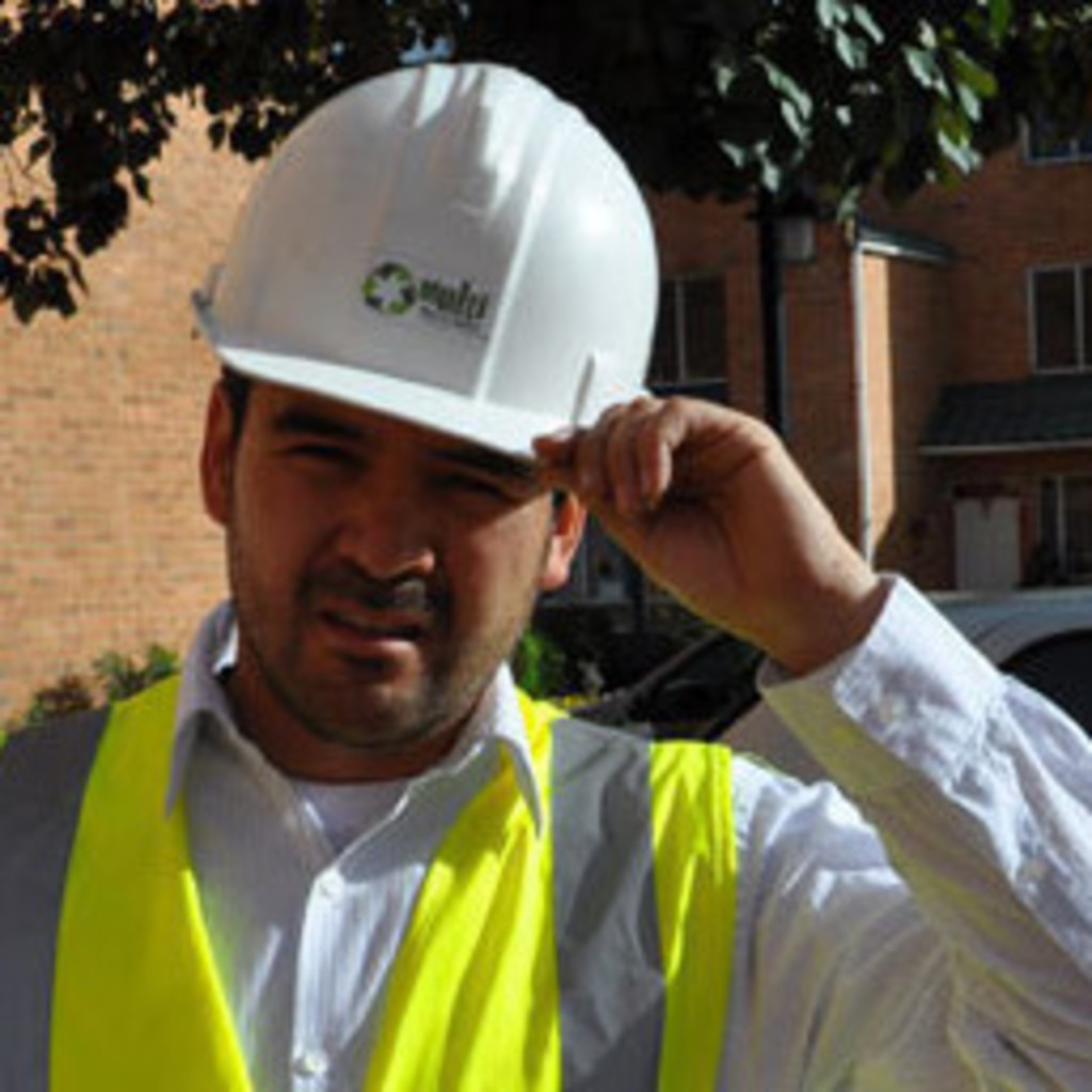 Juan Manuel santana Bravo Consultor ambiental manager