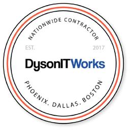 Sharif Dyson - Dyson IT Works LLC - Goodyear