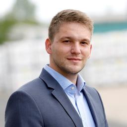 Tim Holzner - Ebbecke Verfahrenstechnik AG - Bruchköbel