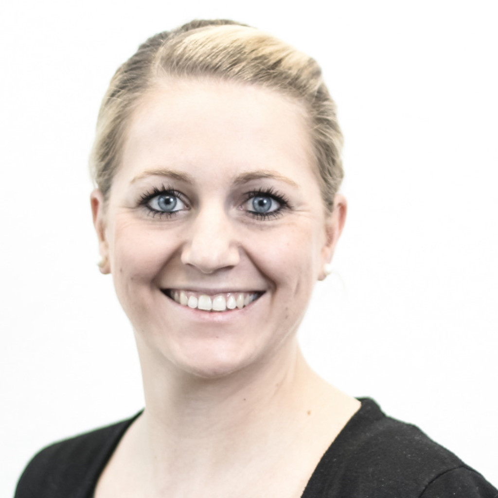 Nadine Muller Prozessmanagerin Hr Rewe Group Xing