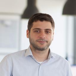 Andrei Talmaciu - bareta GmbH - Bad Nauheim