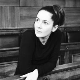 """Julia Vukovic - Frankfurter Allgemeine Zeitung - """"Quarterly"""" Magazin - Berlin"""