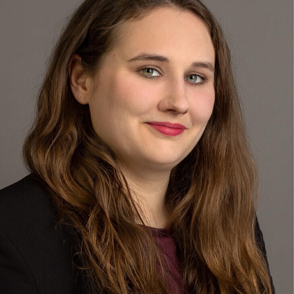 Anna Lena Richter - Informationsrecht - Hochschule