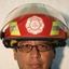 Rony Veliz - oficial de los bomberos municipales y magíster