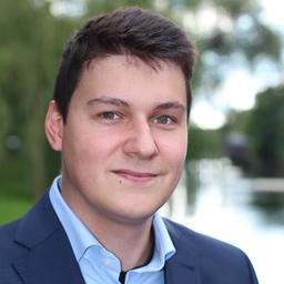 Aaron Schmitz - Interone GmbH - Hamburg