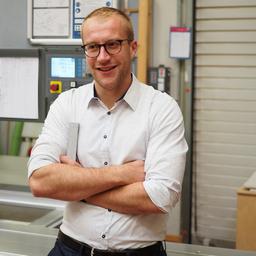 Dominik Roters - Technische Hochschule Ostwestfalen-Lippe - Lemgo