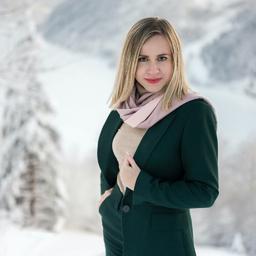 Kateryna Markhanova