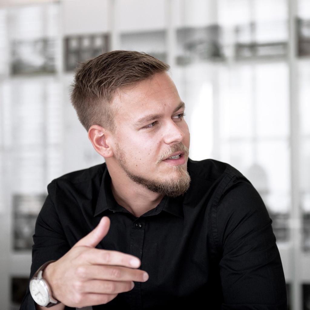 Bj rn wollersheim praktikant als angehender architekt - Architekt duisburg ...