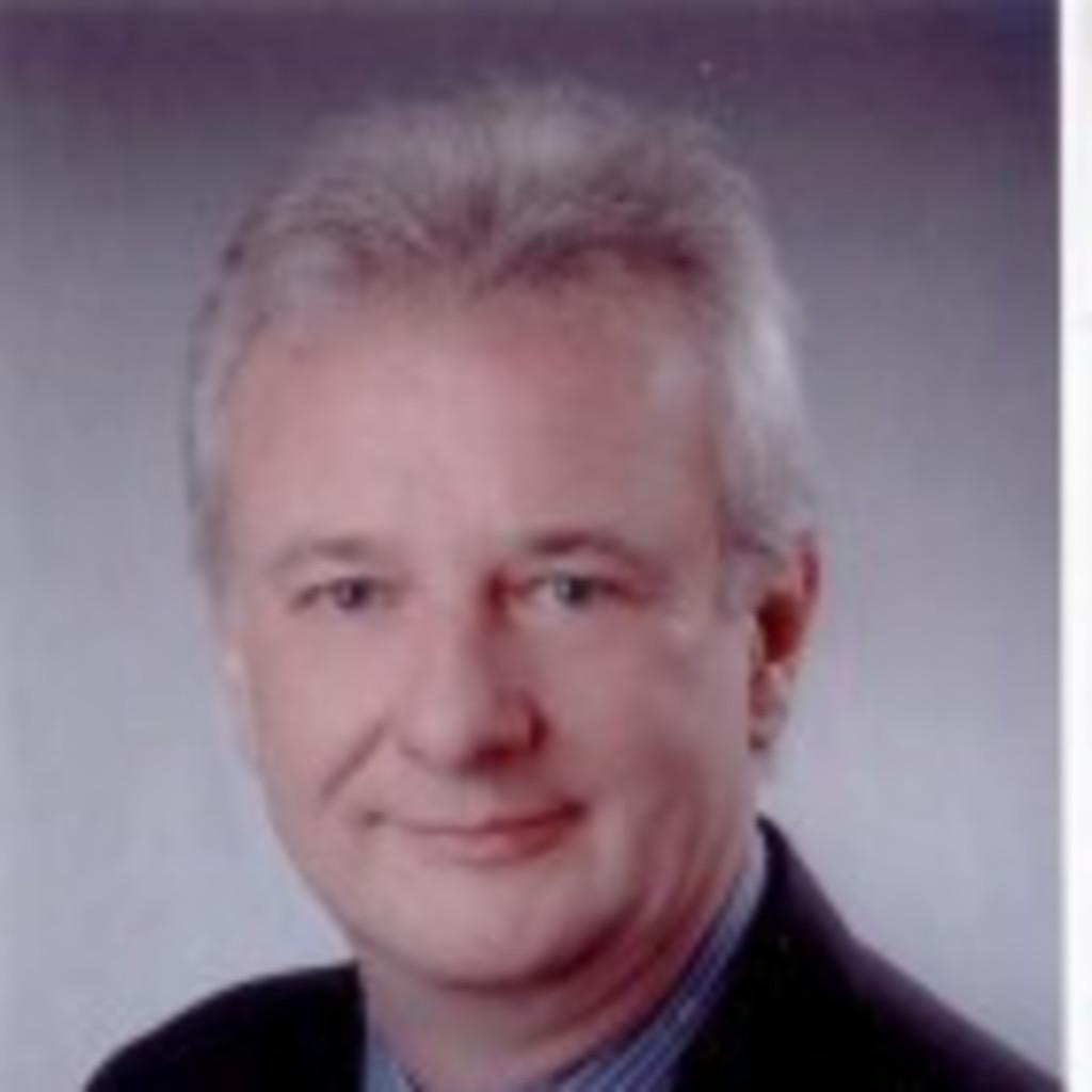 Bernd Hartmann - Produktionsleiter und Technischer Leiter