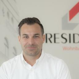 Dipl.-Ing. Christopher Ruzicka - RESIDENCE Wohnbau GmbH