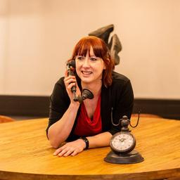 Juliane Helbig - Mädelz Werbung - Leipzig