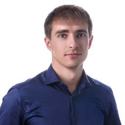 Ing. Oleksii Prykhodko - Elewatormlynmasch - Kharkiv