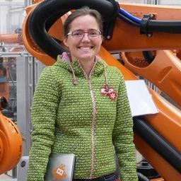 Jessica Rademacher - KUKA Roboter GmbH - Augsburg