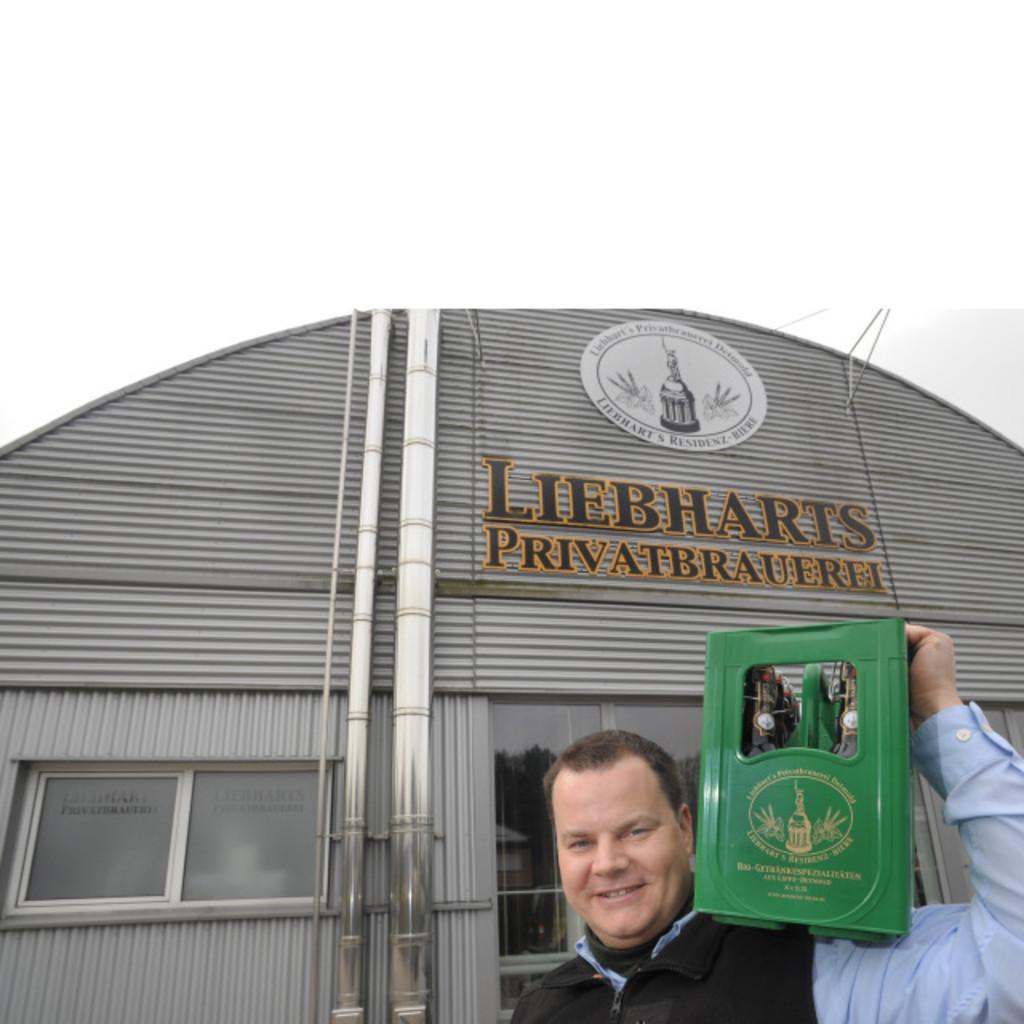 Frank Liebhart - Geschäftsführer - Liebharts Privatbrauerei GmbH Co ...