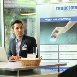 Tobias Vollert - TRADECOM Digital Solutions GmbH - Seligenstadt