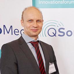Dr Ralf Steinhausen - Forschungszentrum Ultraschall gGmbH, Halle - Halle/Saale