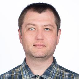 Dr Dmytro Rud - Post CH AG - Informationstechnologie - Zürich