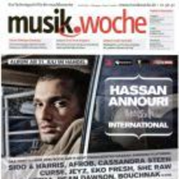 HASSAN ANNOURI - BOCK AUF´N BEAT MUSIC - FRANKFURT--NEW YORK--CASABLANCA--LONDON--TOKIO
