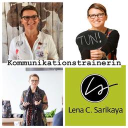 Lena Cigdem Sarikaya - Spezialistin für Telefon-, Verkaufs-, Rhetorik- und Messetrainings - Freiburg