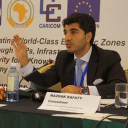 Mazdak Rafaty - LIC FZ LLC - Dubai