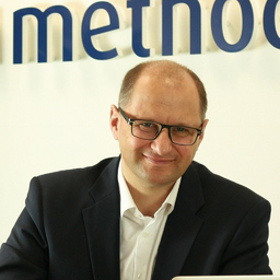 Dr. Martin Geier - Method Park Holding AG - Erlangen