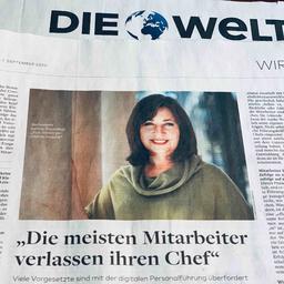 Larissa Wasserthal - CA Corporate Alchemists GmbH - Wiesbaden