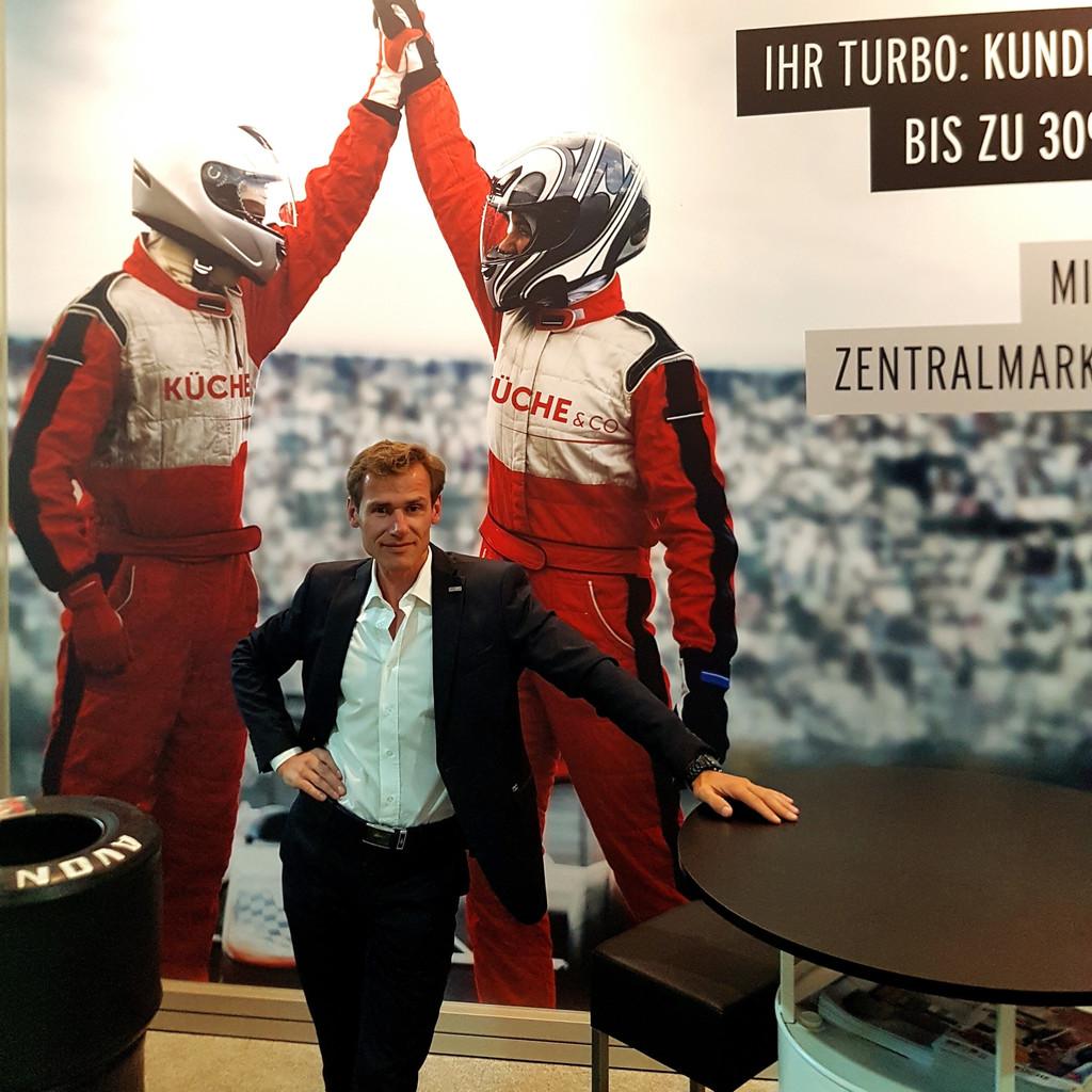 Peter Eberhard - Regionalverkaufsleiter Süd - Küche&Co GmbH ...
