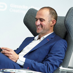 Henrik Pies - Giesecke+Devrient GmbH - München