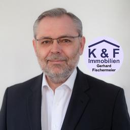 Gerhard Fischermeier - K & F Immobilien e. K., Mitglied im IVD / Immobilienmakler - Ingolstadt